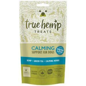 True Hemp Dog Treats Calming Support 50g
