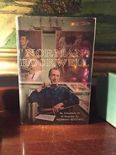 Norman Rockwell Inscribed & Signed 1st Ed My Adventures As An Illustrator Thomas