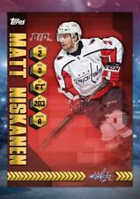 Topps Skate Bio Box Gold Base Matt Niskanen 100cc DIGITAL Card