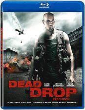 Dead Drop (Blu-ray) Luke Goss, Nestor Carbonell NEW