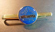 Aloha Golf Club Andalusia Spain Europe European Golfing Golfer Tie Bar Pin Clip