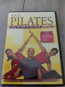 DVD Rael ISACOWITZ Pilates system 27 NIVEAU 3 EXPERT 27 EXERCICES POSITIONS