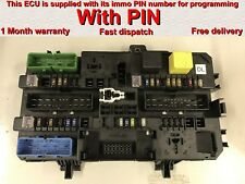 Vauxhall Opel Astra H REC / Rear Fusebox 13180775 DL *With Pin* OR Plug & play