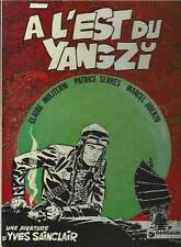 MOLITERNI / SERRES . YVES SAINCLAIR . À L'EST DU YANGZI . EO . 1976 .