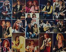 SMOKIE - A2 Poster (XL - 42 x 55 cm) - Band Clippings Fan Sammlung NEU