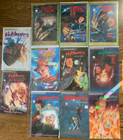 Lot Of 11 Vintage Rare A Nightmare On Elm Street - Innovation Comics