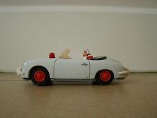 Blechspielzeug Auto Tippco TCO Police Polizei Porsche N-TC 103 Tintoy Tole Jouet