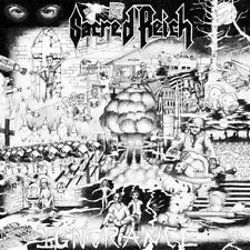 SACRED REICH - Ignorance  [RED/WHITE Vinyl] LP