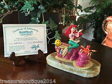 "Mint & Rare~Ron Lee Disney's The Little Mermaid ""Princess Ariel""Limited Edition"