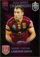 Cameron Smith State of Origin NRL & Rugby League Trading Cards