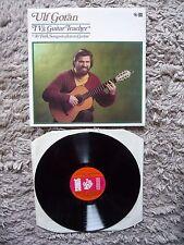Ulf Goran TVs Guitar Teacher 36 Folk Songs To Play On Guitar 1975 Sonet Vinyl LP