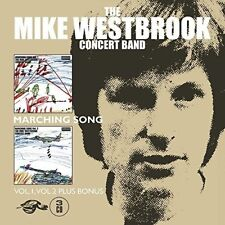 Mike Westbrook Concert Band - Marching Song Vol1 and Vol2 CD