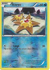 POKEMON CARDS XY PRIMAL CLASH - STARYU 32/160 REV HOLO