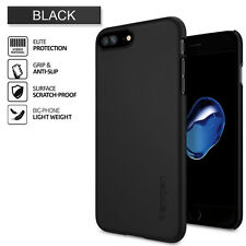 Original Spigen Protective Cover for iPhone 8 Plus Ultra Thin Fit Case