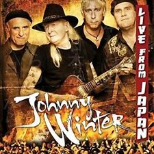 Johnny Winter - Live From Japan Vinyl Lp2 MVD