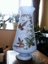Bird Antique Original Art Glass