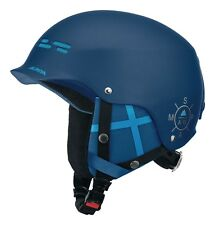 "Skihelm/Snowboardhelm Alpina ""SpamCap"" Gr. 54-57 blue-navy NEU ovp uvp 79,95"