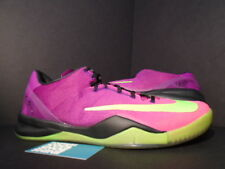 Nike Zoom KOBE VIII 8 SYSTEM MC MAMBACURIAL RED PLUM VOLT PINK 615315-500 13