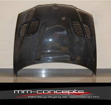 Carbon Motorhaube für 3er BMW E46 5 Türer Bj. 1998-2001 Look M3 GTR Hood Bonnet