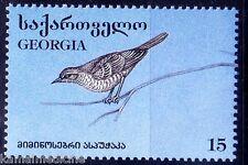 Tree Pipit, Small Birds, Georgia 1996 MNH (H213)