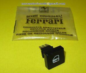 FERRARI 348 2.7 TS INTERIOR DOOR LOCK CONTROL SWITCH GENUINE