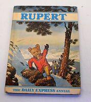 1970 Rupert the Bear ANNUAL / BOOK Daily Express (A5)