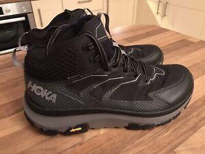 Hoka Sky Toa Mens Walking Boot Size 11 - Waterproof, Vibram Goretex RRP £160