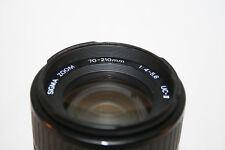 Canon FD Mount Sigma Zoom 70-210mm 1:4~5.6 UC-II Lens~ Nice!!