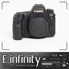 NUEVO Canon EOS 6D Mark II Digital SLR Camera Body Only Mark 2 Mk2 (Retail Box)