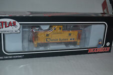 Atlas Chessie System C&O Cupola Caboodse HO Scale  20002413