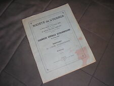 Mines d'Ouenza Algérie assemblée générale 1930 Djebel Bou-Khadra
