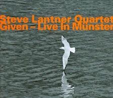 STEVEN LANTNER - GIVEN: LIVE IN MNSTER * NEW CD
