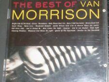 VAN MORRISON - THE BEST OF (1990 - CD) Gloria, Moondance, Brown eyed girl,......