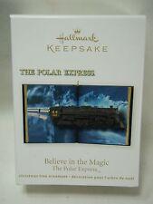 2012 Hallmark Keepsake Ornament Believe In The Magic The Polar Express