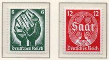 004_Deutsches_Reich_Boerek Abo Mi_Nr_544-545, Postfrisch de Luxe, ca. 90,00 €