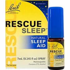 Bach RESCUE SLEEP Spray, 7mL - Natural Homeopathic Sleep Aid