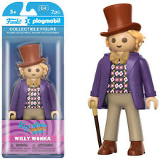 Willy Wonka - Willy Wonka Funko Playmobil Toy