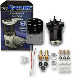 Carter P4601HP Electric Fuel Pump for B0267E E16471 SP8115 Air Delivery hq