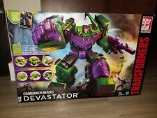 Transformers Autobot Decepticons Hasbro Titans Devastator Combiner Wars New