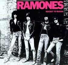 Rocket To Russia (Lp) - Ramones (Vinyl Used Very Good) 180gm Vinyl