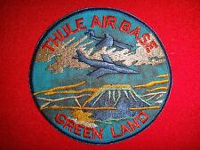 US Air Force THULE Air Base PITUFFIK Airport GREENLAND Patch
