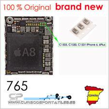 3 x Condensador C1505 C1530 C1531 Reparación de luz de fondo iPhone 6  6 Plus