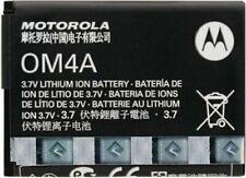 Original OEM Standard Battery OM4A for Motorola Gleam EX210 EX212 EX211 WX180