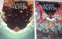 The Last Witch #3 BOOM! 2021 | 2 Book Lot  [ CVR A: Glass + CVR B: Corona ] NM
