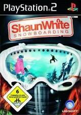 Playstation 2 shaun white snowboard ssx *** comme NEUF