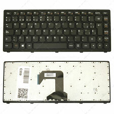 Teclado Español para IBM Lenovo IdeaPad S400T Black Frame Black