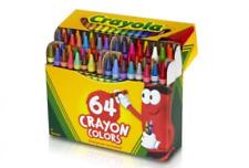 Crayola 2 Pack 64 Ct Crayons (52-0064) B00OQJEDUE
