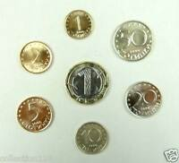 Bulgaria Coins Set of 7 Pieces UNC