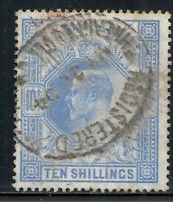 Great Britain 1902 Sg 265 Canc Vf