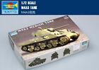 M4A3 TANK 1/72 tank Trumpeter model kit 07224